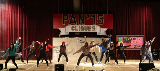 "P.A.N 2015 - ""The CLIQUES"" - January 29. 2015"