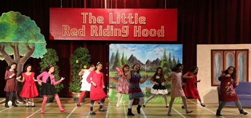 The Little Red Riding Hood - February.10.2015