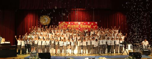 Grade 5, 6 and 7 Music Shows - March 5. 2015