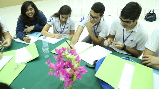 UAE Student Life Training Day - October 10th, 2015