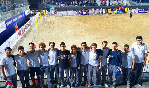 Beach Soccer - November 3rd, 2015