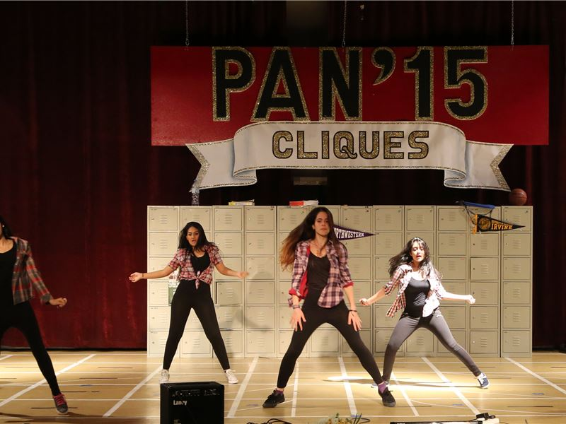 P.A.N. (Performing Art Night)