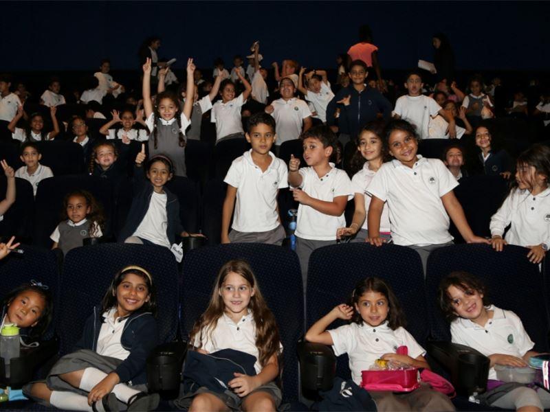 Grade 2 Movie Trip
