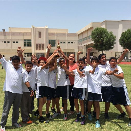 SLO Activities: Grade 6 Football Tournament