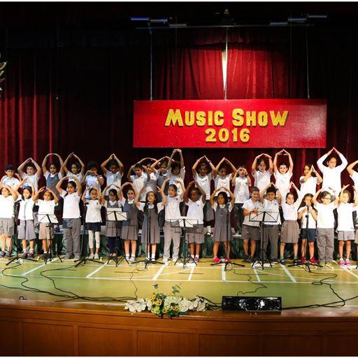 Grade 3 Music Concert