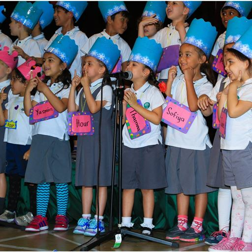 KG 2 Music Concert Sections A, B, C, D & E