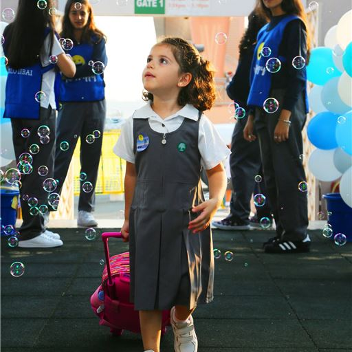 KG1 First Day of School 2016
