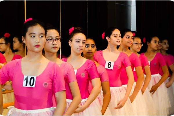 Grade 7-10 Inter-Choueifat Ballet Competition